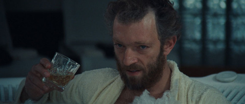 Vincent Cassel + Whisky