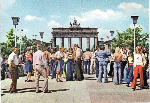 "europavintage:  ""Berlin - Hauptstadt der DDR"" by John Spooner on Flickr."