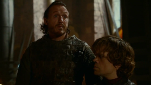 Bronn: There's no cure for being a cunt.