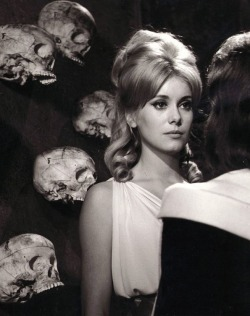 oldhollywood:  Catherine Deneuve in Vice and Virtue (1963, dir. Roger Vadim)