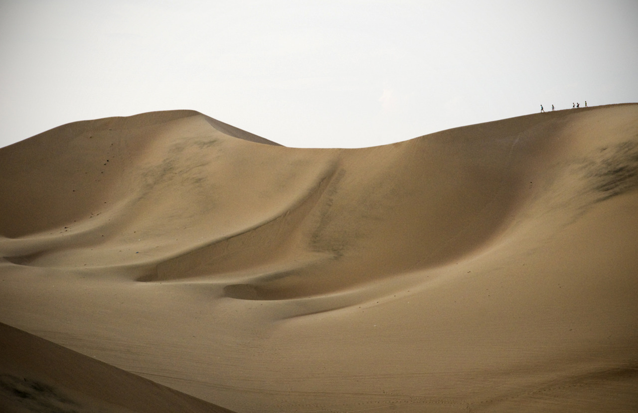 Went out to the desert … Huacachina, Peru - © Diego Cupolo 2012