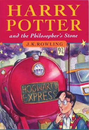 The first Harry Potter book was given a print run of only 1,000 copies.  Today, these copies are valued at between £16,000 and £25,000 each.