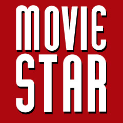 Movie Star- I created a magazine nameplate for a play prop based on vintage Hollywood gossip magazines from the 40s.  Hoping the director likes it!