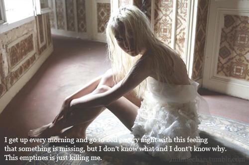 Cute,Dress,Empty,Fashion,Girl,Hate,Sad,Life,Pretty,Quote,
