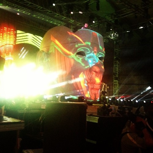 AVICII #coachella #weekend2  (Taken with instagram)