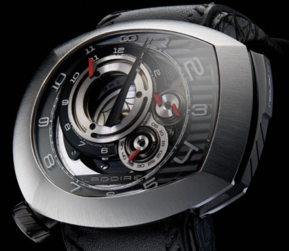 With a $7000 price tag this watch is a killer! The black Widow watch by Ladoire
