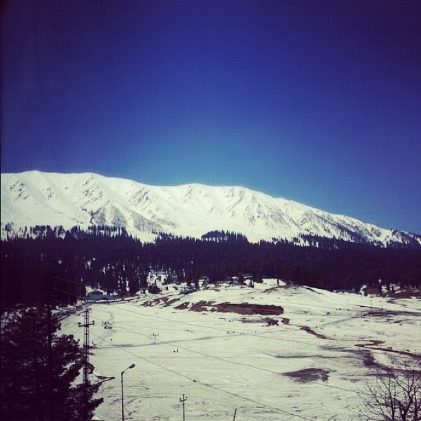 #mountain #kashmir #india (Taken with instagram)