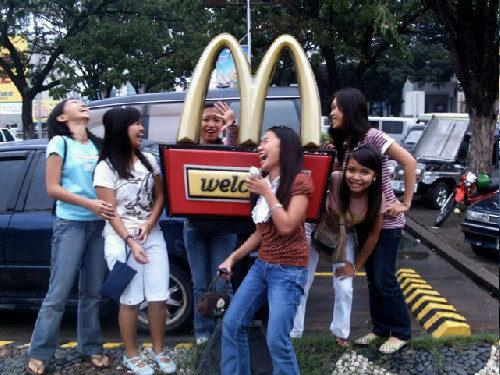mcdo love ♥  #sohighschool