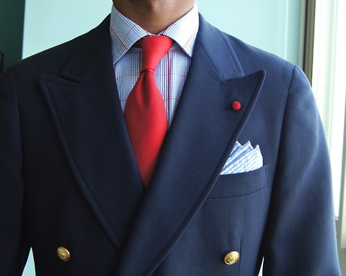 red + blue ( @ acutestyle ) http://gentleman-forever.tumblr.com/