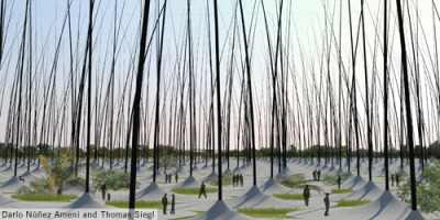 landscapearchitecture:  The Land Art Generator Initiative (LAGI) brings together artists, architects, scientists, landscape architects, engineers, and others in a first of its kind collaboration (via New York's Land Art Generator competition funds Public Artworks that produce renewable energy « Artabase Editorial)
