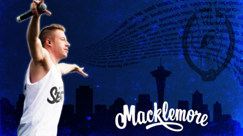 Macklemore Background.