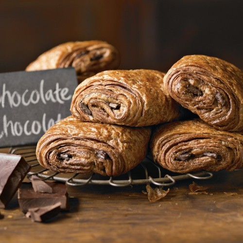 kiyoaki:  (vía Chocolate Chocolate Croissants, Set of 15 | Williams-Sonoma)