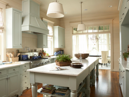 "(Coastal Living Idea House | Tammy Connor Interior Design) Have you checked out the new edition of TRADhome? I really enjoyed my quick breeze through the featured designs from the ""New Trad Designers"" - here's one of them for you today!  Enjoy the lovely work of Tammy Connor (and go check out her portfolio for much more)."