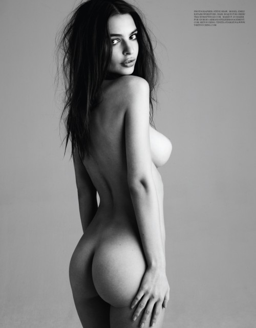 (via mmm… Models: Emily Ratajkowski - Treats Magazine Sp...