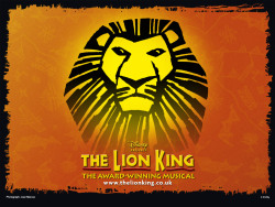 5 days til I see Lion King on Broadway!!!!! So much excitement!!!! :)