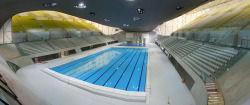 stadium-love-:  London Aquatics Centre: Site of the 2012 Summer Olympics by Neil Smith