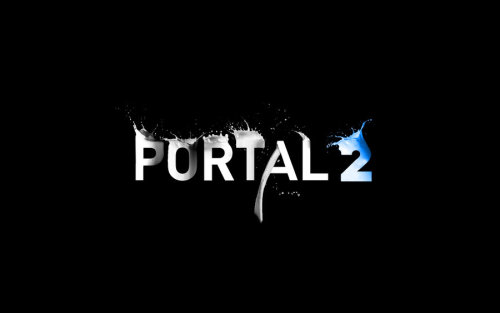 theawkwardgamer:  Portal 2 splashes by AlexLazaris