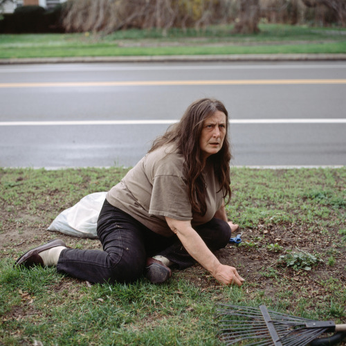 postcardsfromamerica: Alessandra Sanguinetti. East Avenue, Rochester, NY. April 16th, 2012.