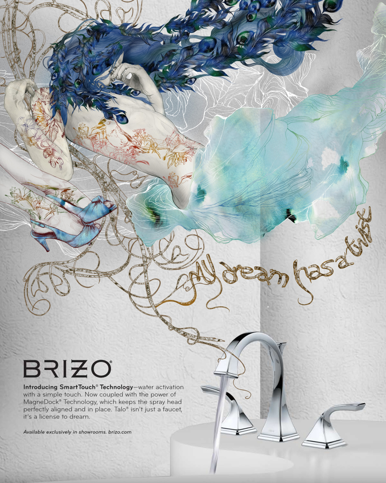 PROJECT/ VIRAGE CLIENT/ BRIZO AGENCY/ YOUNG & LARAMORE. 2010