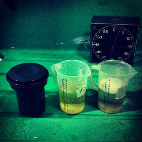 #c-41 film processing. (Taken with instagram)
