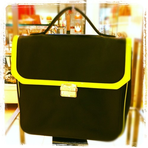 Around The Store: Jason Wu Colorblock Messenger Bag