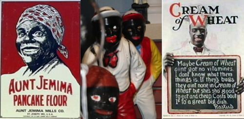"theatlantic:  New Racism Museum Reveals the Ugly Truth Behind Aunt Jemima  David Pilgrim was 12 years old when he bought his first racist object at a flea market: a saltshaker in the shape of a mammy. As a young black boy growing up in Mobile, Alabama, he'd seen similar knick-knacks in the homes of friends and neighbors, and he instinctively hated them. As soon as he handed over his money, he threw his purchase to the ground and shattered it into pieces. Pilgrim's story brings to mind the young biblical Abraham, smashing idols in his father's shop. But that mammy was the only racist icon Pilgrim ever destroyed. Today he owns thousands of them: cereal boxes, statuettes, whites-only signs, and postcards of black men being whipped and hung. The public will soon be able to see his entire collection and more at the Jim Crow Museum of Racist Memorabilia, which opens April 26 at Ferris University in Michigan where Pilgrim spent years as a sociology professor. The museum is divided into sections, each reflecting a different distorted vision of black people in America. One features Uncle Toms: cheerful, servile black men like Uncle Ben or the chef on the Cream of Wheat box. Another showcases ""brutes"": muscular ogres who lurk in dark alleys and ravish white women. Most of the objects predate civil rights, but there's a section devoted to modern racism: It includes dozens of caricatures of President Barack Obama as a monkey, a terrorist, and a watermelon-eating ""coon."" Read more. [Images: Jim Crow Museum of Racist Memorabilia]   FOLU! The internet has been reading our minds."