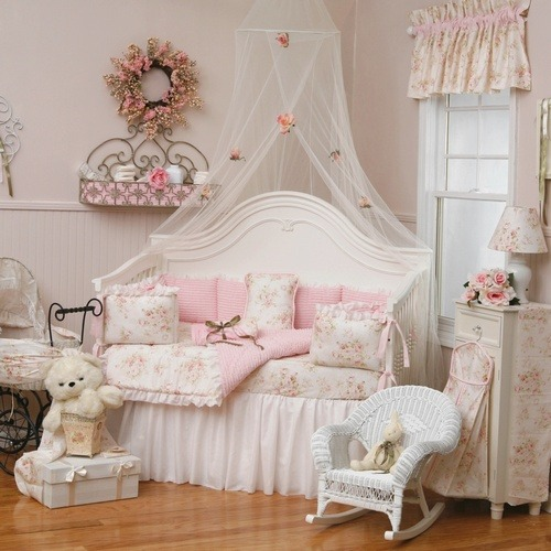 I want this room, or for my little girl ^-^ <3