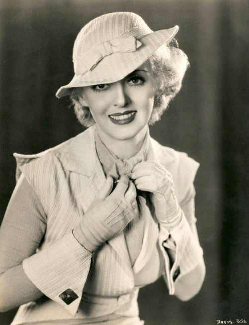screengoddess:  Bette Davis