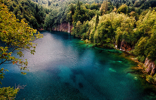souls-of-my-shoes:  Croatia - Plitvice Lakes: Pristene (by John & Tina Reid)