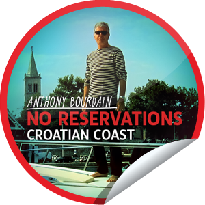 Check-in to Anthony Bourdain: No Reservations on Get Glue during tonight's premiere and unlock this limited time sticker.