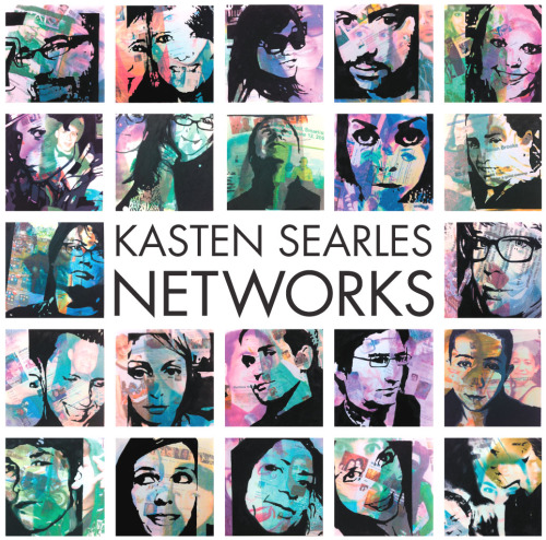 Red Gallery Dallas presents NETWORKS, an exhibition of new paintings by Kasten Searles. Kasten's mixed media works examine issues of identity and portraiture in an increasingly digital world. These bright and chaotic works view the individual through the lens of social media and its overabundance of information. NETWORKS is an investigation and celebration of painting in the digital age.  Reception: Thursday, May 10, 2012, 7-10pm The exhibition runs from April 30 - May 20  Red Gallery Dallas Red Lights Dallas 1217 Main St., Dallas, TX 75201