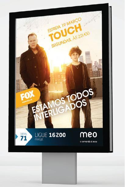 Touch - Fox International Channels Agência Publicidade - Pony Tale, Billy The Group
