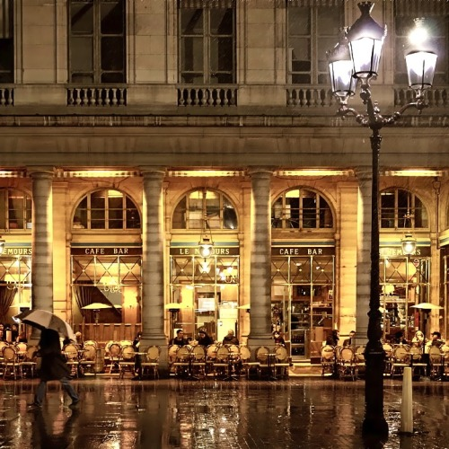 bella-illusione:  Rainy Paris