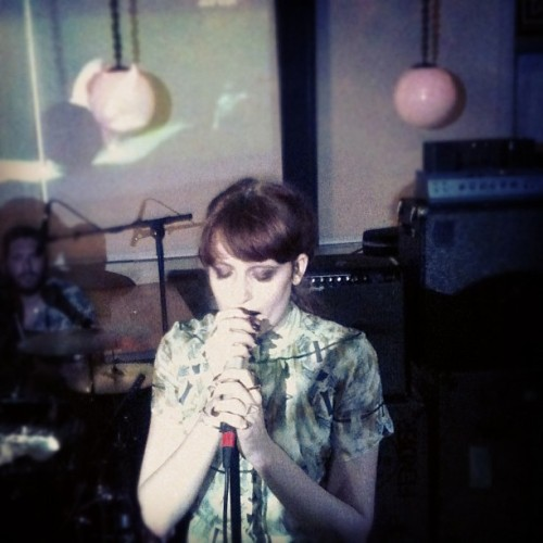 bourgeoisnerd:  The beauty and radiance of Florence Welch. (Taken with instagram)