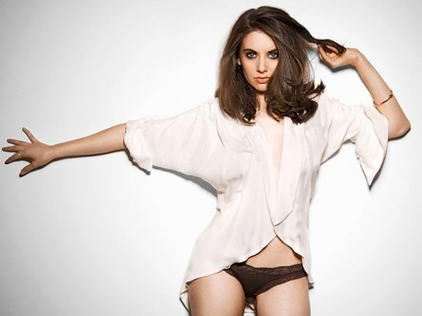 It's a lot easier to just Google Image pictures of Alison Brie than it is to actually watch a full episode of Community.