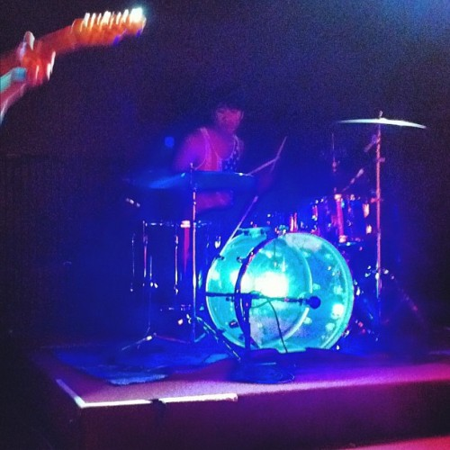 Doing his thang @justinmmartinez @thetontons  (Taken with instagram)