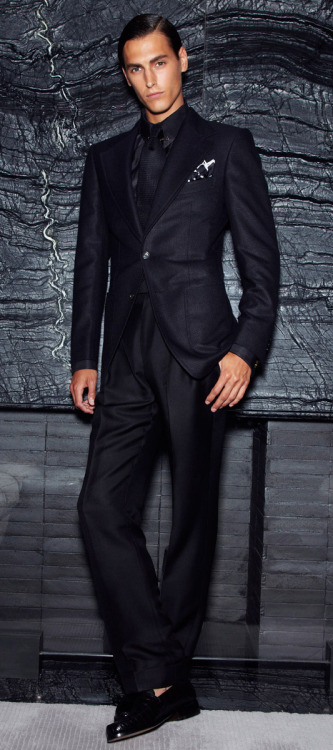 Tom Ford Men's S/S '12