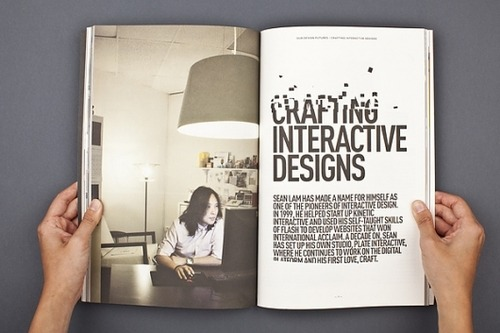 Designspiration — The Design Society Journal № 2 on the Behance Network on We Heart It. http://weheartit.com/entry/27300690