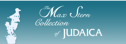 DID YOU KNOW ABOUT YUM'S DAZZLING JUDAICA COLLECTION? If you've been watching YUM's posts for a while, you'll likely have noticed that we have a lot of Jewish ceremonial and decorative objects.  Well, we also have a special website for one of our collections, the Max Stern Collection of Judaica.  Check it out on the collection's site: http://www.yumuseum.org/maxsterncatalog/ During his lifetime, Mr. Stern (1898-1982)spent many enjoyable hours acquiring and assembling these Judaica pieces.  Stern was a legend in his lifetime. Arriving in the United States as an immigrant from Fulda, Germany, he built up a major business – Hartz Mountain. But other than his acknowledged material success, he achieved his real and enduring greatness as a philanthropist for a variety of causes.