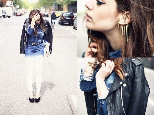 Denim Rocks! (by Aida Domenech Aida D)