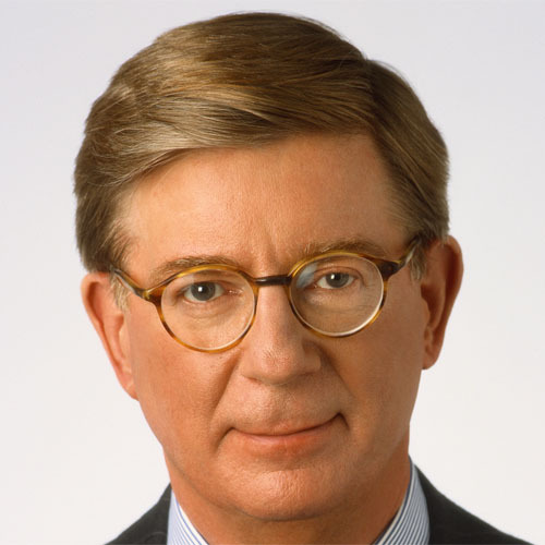 People Who Studied Abroad #342:George Will, Pulitzer Prize-winning journalist and commentator  From: United States  Studied: He studied Philosophy, Politics, and Economics at Magdalen College, University of Oxford (United Kingdom) between his B.A. at Trinity College (United States) and his master's degree and PhD at Princeton University (United States).
