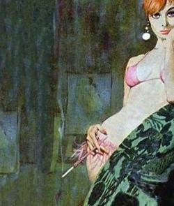 Noir Art | Robert McGinnis