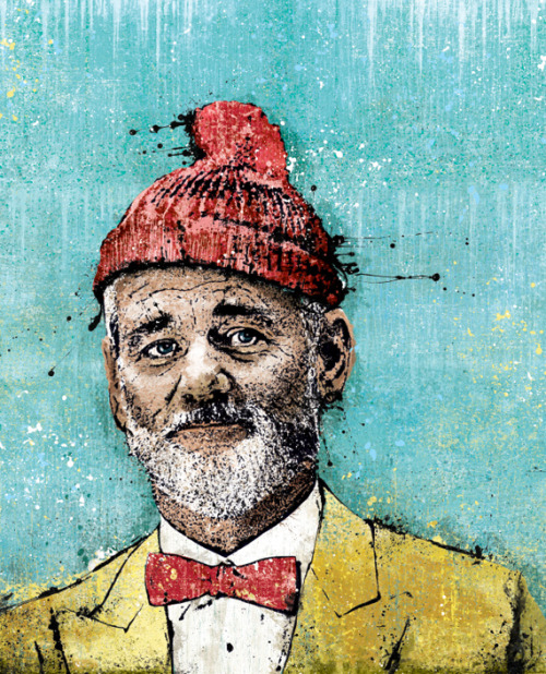 This Is the LifeJeff Mitchell, 2012 My Steve Zissou portrait returned from the printer this afternoon.  I've now made it public.  NOTE: I only have about a dozen of these in stock right now.  The rest are on back-order.