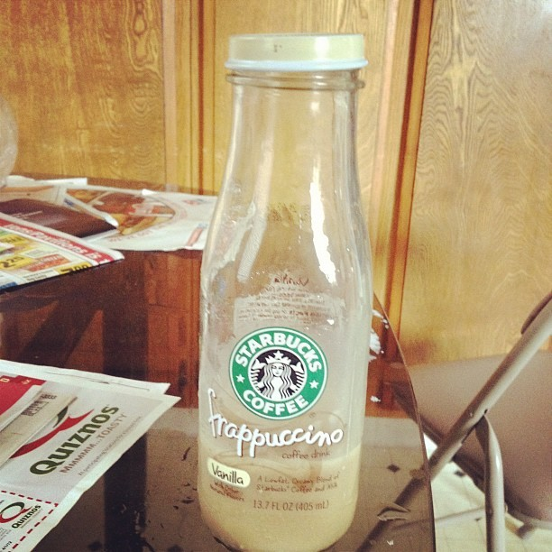 #coffee #starbucks (Taken with instagram)