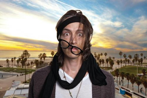 merrilyigotohell:  Brandon Boyd in Blindfold Magazine
