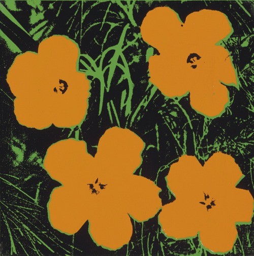 christiesauctions:  Andy WarholFlowers Post-War and Contemporary Art Morning Session