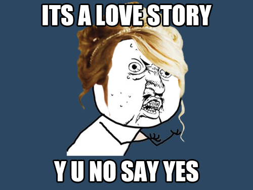 Lollll.   {04.25.12}TW 1:03PM lovequotesrus:  Photo Courtesy: tswiftmeme