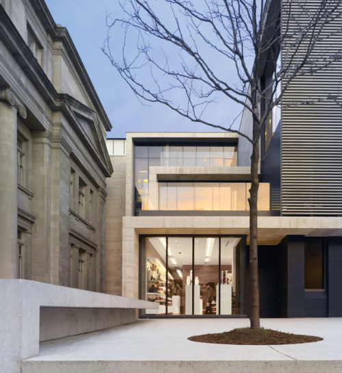 Gardiner Museum of Ceramic Art via Architecture Blog