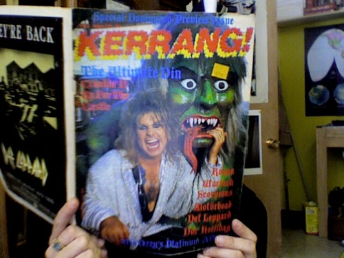 Book of the DAY!   KeRRANG!