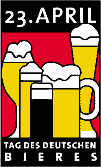 Happy German Beer Day Everybody!